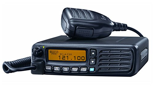 Icom Air Band - ICOM A120 Aviation Mobile Radio with Open VFO