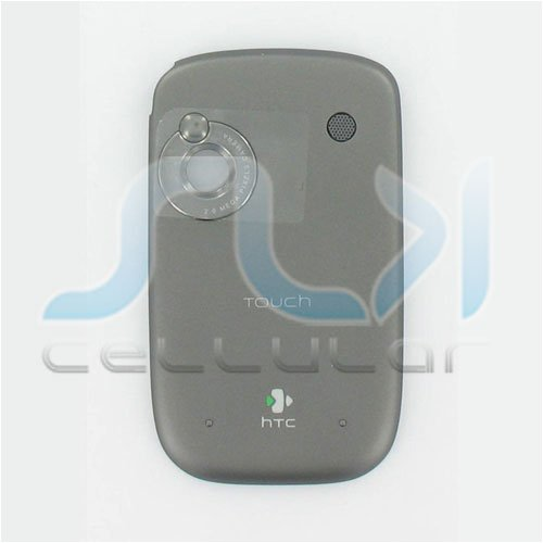 NEW HTC TOUCH VX6900 GRAY STANDARD BATTERY DOOR COVER