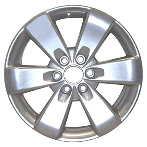 Multiple Manufactures ALY03833U20 Silver Wheel with Painted and Meets All Federal Motor Safety Standards (20 x 8.5 inches /6 x 135 mm, 44 mm Offset)