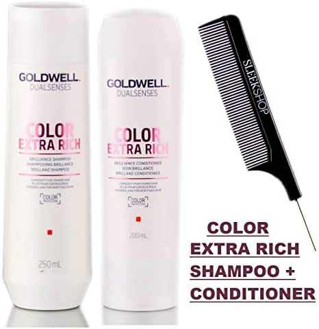 Shampoo & Conditioner: Goldwell Dualsenses Color Extra Rich