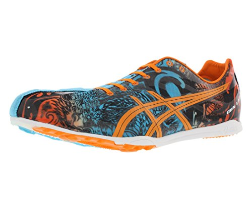 ASICS Men's Gunlap Track And Field Shoe,Blue Dragon,7 M US