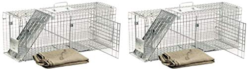 - Havahart 1099 Feral Stray Cat Rescue Kit (Pack of 2)