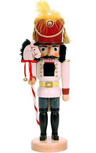 32-539 - Christian Ulbricht Nutcracker - Toy Soldier - 17''''H x 5.5''''W x 7''''D by Alexander Taron Importer