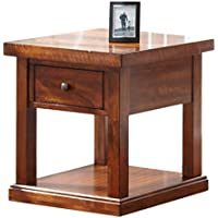 Steve Silver Company Zappa End Table