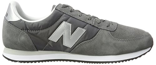 Adulte grey Gris Baskets U220 New Balance Mixte RSnzYxIq