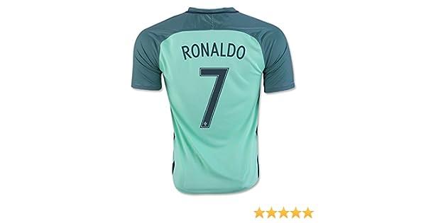 25a74ecbd663d Camiseta de Cristiano Ronaldo 7 de Portugal
