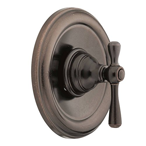 (Moen T3111ORB-3570 Kingsley Moentrol Valve Trim Kit with Lever Handle and Valve, Oil Rubbed Bronze )