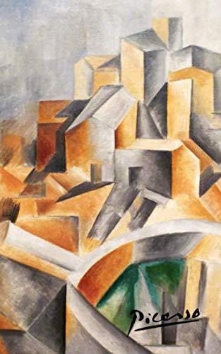 Picasso: 5x8 Journal - The Reservoir - Horta de Ebro ()
