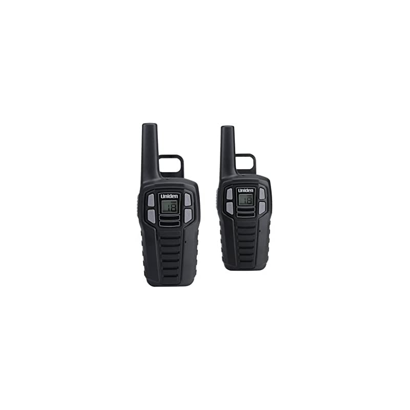 Uniden SX167-2CH 16 Mile FRS/GMRS Two-Wa