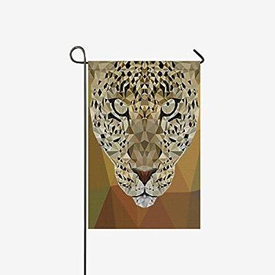 Amazon.com: InterestPrint - Bandera abstracta de tigre ...