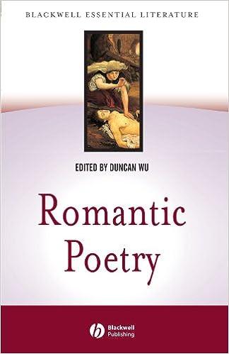 Descargar pdf ebook para móvil Romantic Poetry 0631229744 en español PDF RTF by Duncan Wu