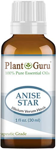 Anise Star Essential Oil 1 oz / 30 ml 100% Pure Undiluted Therapeutic Grade.