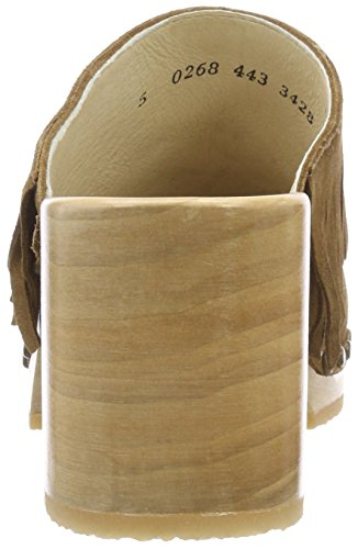 Cloé Brown Women's Berkemann Clogs Brown fRPqYw