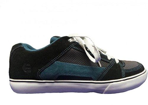 Etnies Skate Shoes RVL Black/Navy/Grey FrfyJB