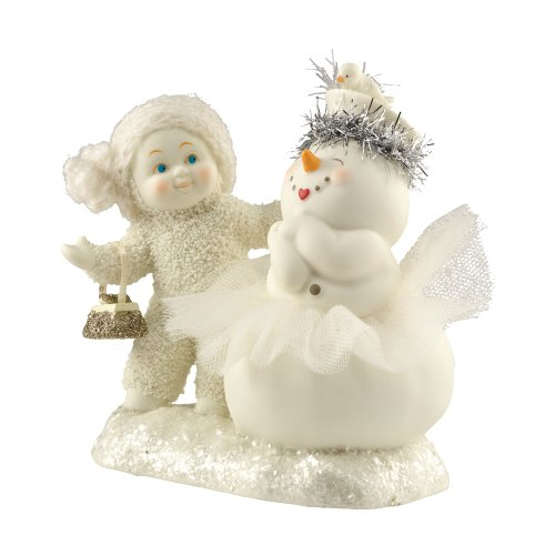 Department 56 Snowbabies 25th Anniversary Accessorize Figurine