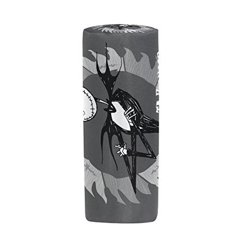 Halloween Skelette Federmäppchen Stift Tasche Multifunktionale Stationery Tasche Reißverschluss Tasche von imobaby, Student Reißverschluss Bleistift Inhaber Tasche Geschenk Travel Make-up Tasche, M132