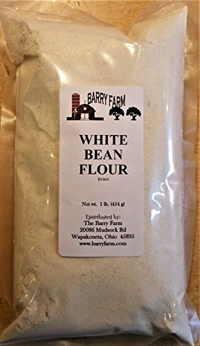 Whole Wheat Pastry Flour Muffins - White Bean Flour, 1 lb.