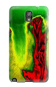 ZippyDoritEduard Galaxy Note 3 Well-designed Hard Case Cover Abstract Red Protector