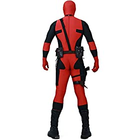 - 41Af7MlnLAL - AOVEI Adult Unisex Lycra Spandex Zentai Halloween 3D Style Fulll Cosplay Costumes Costume