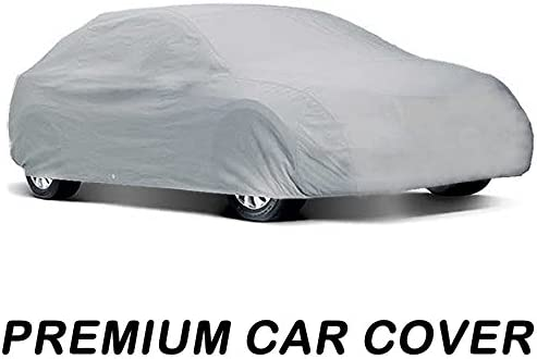 UAA Gray Fitted Indoor Outdoor High Quality Car Cover  for LEXUS SC430