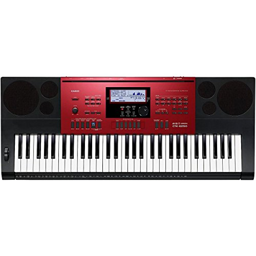 Casio CTK 6250 Keys Portable Keyboard