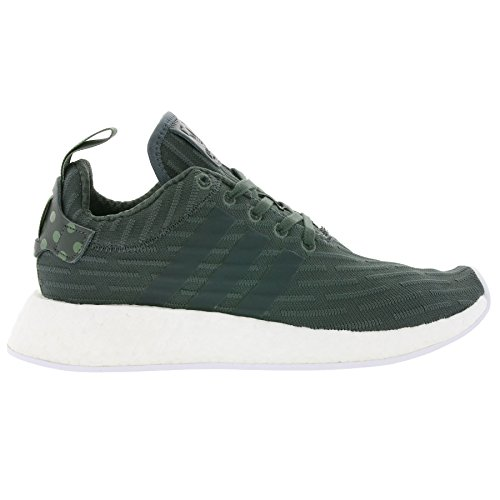 Adidas Donna Nmd_r2 Oliva Ba7261 (misura: 5.5)