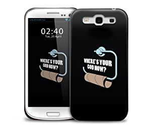 Premium Galaxy S4 Case - Protective Skin - High Quality For Pithiki