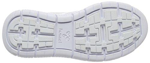 Hummel Crosslite - Zapatillas de Lona Para Niño blanco - blanco