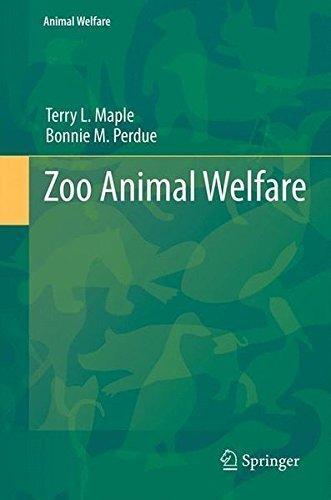 Zoo Animal Welfare by Terry Maple (2013-03-23)