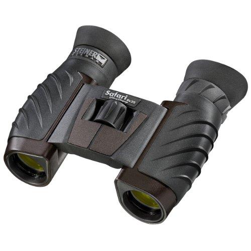 Cheap Steiner Safari UltraSharp 8 x 22 Anti-Glare Coated Optics 7.1° Angle Binoculars