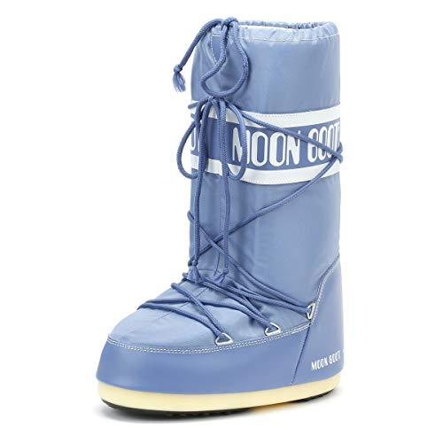 Moon Classic Stone Donna Nylon Icon Boot Stivali Wash pr5UIqpwxS