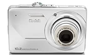 Kodak EasyShare M340 10MP Digital Camera with 3x Optical Zoom and 2.7 inch LCD