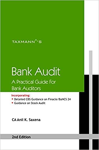 Amazon in: Buy Bank Audit- A Practical Guide for Bank Auditors Book