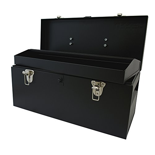 Urrea D6C20 Caja Portaherramientas Metálica para Uso Pesado, Calibre 20, 51 X 21.5 X 24 cm