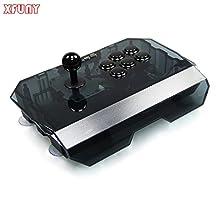 XFUNY(TM) PS3 & PC USB Universal Arcade Joystick FightStick - Black