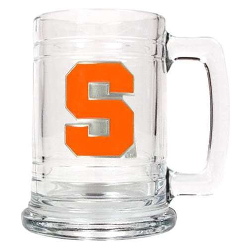 Syracuse Orange 16oz Glass Tankard