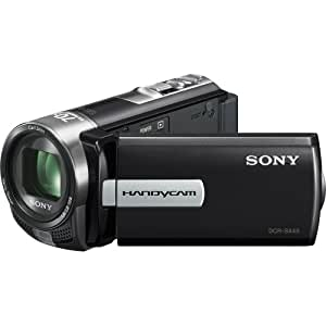 Sony DCR-SX45 Handycam Camcorder (Black) (Discontinued by Manufacturer)