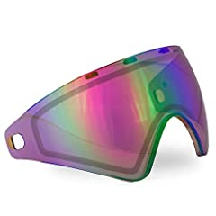 The VIO CMD Lens is the best possible quality available, with an improved thermal pane giving the goggle system a vastly superior anti-fog performance. Combined with high definition polycarbonate materials, the optics of all CMD lenses also i...