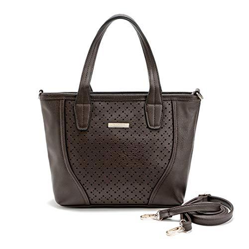 H bags Tote Messenger Bag PU Leather Crossbody Bags Coffee 1 Max Length 20-30CM