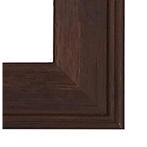 Inov8 British Made Picture/Photo Frame, 5X5 Inch, Austen Warm Oak, Pack Of 4
