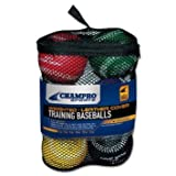 Champro Weighted Ball Set of 6