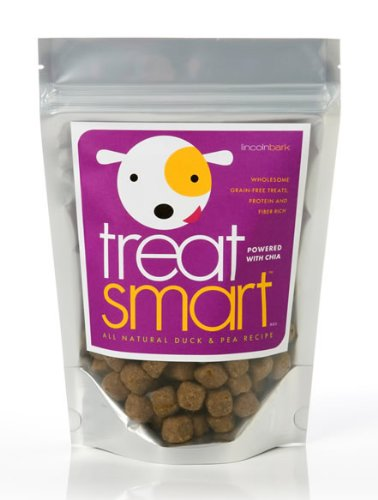 Smart Chia Duck and Pea Dog Treat (6 oz), My Pet Supplies