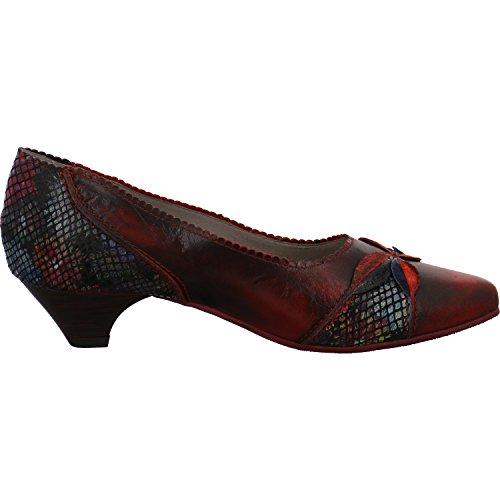 Rouge 09446 Escarpins Weinrot Femme Pour Bordeaux Simen 8qXTwB