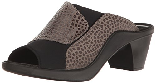 246 Dress Women's Grey Sandal Kombi Mokassetta ROMIKA AqE0wpx