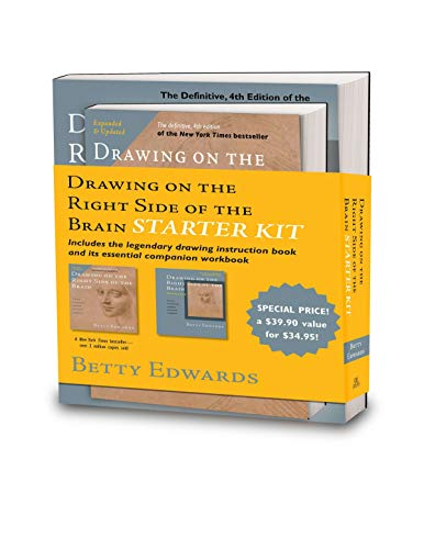 Drawing on the Right Side of the Brain Starter Kit: The...