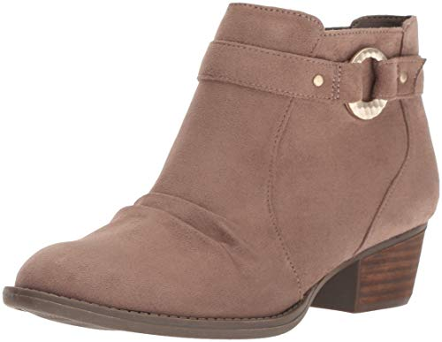 Pictures of Dr. Scholl's Women's Janessa Ankle Boot Black 1