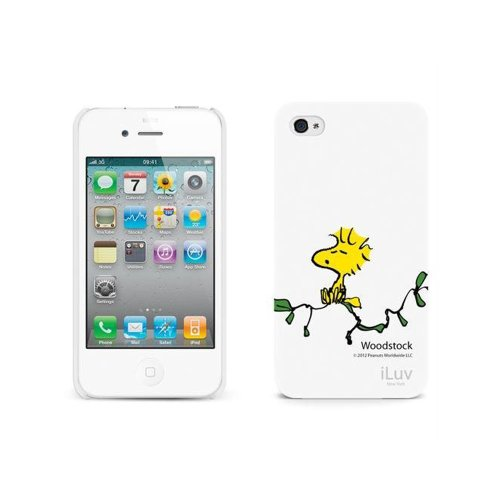 Woodstock Case for iPhone 4/4S