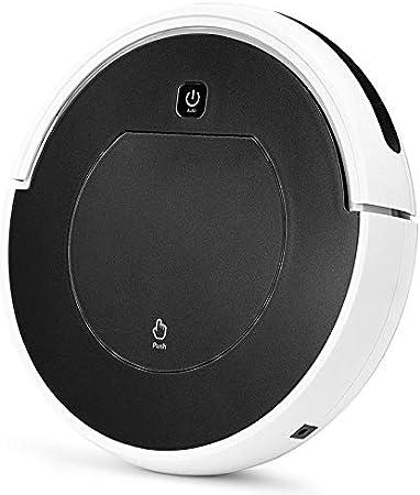 DYHM Robot Aspirador Aspirador Aspirador Robot Aspirador Inalámbrico Recargable Inicio Mini Robot Limpiador Stofzuiger: Amazon.es: Hogar