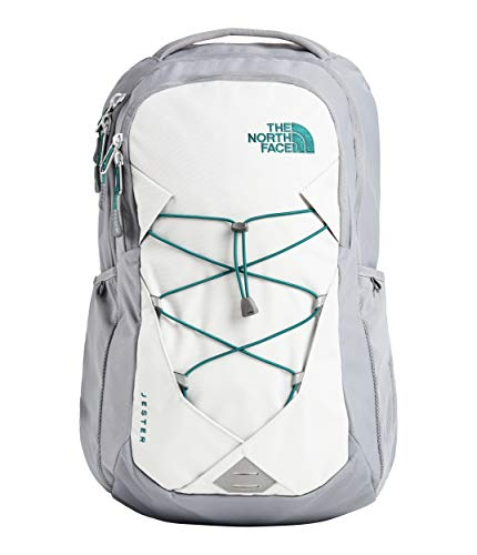 The North Face Women's Jester Backpack Mid Grey/Tin Grey One