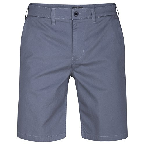Hurley Men's One and Only2.0 Chino Walkshort (33, Grey)